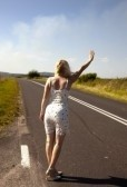 7713631-sexy-hitchhiker